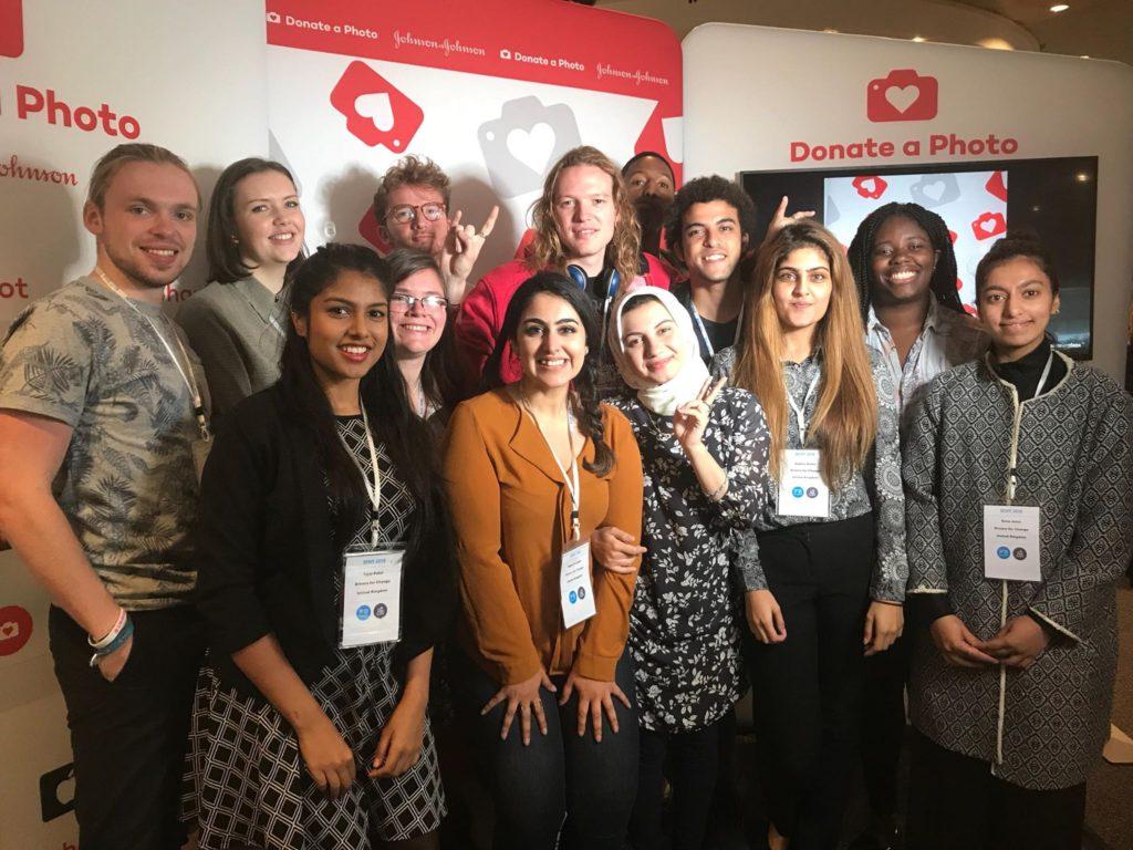 DfC at Social Enterprise World Forum 2018